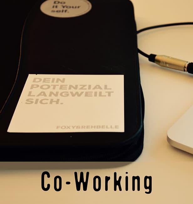 Co-Working Space und Gemeinschaftsbüros in Gießen - Titelbild