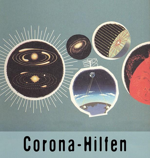 Coronahilfen in Gießen durch die raumstation3539 - Titelbild
