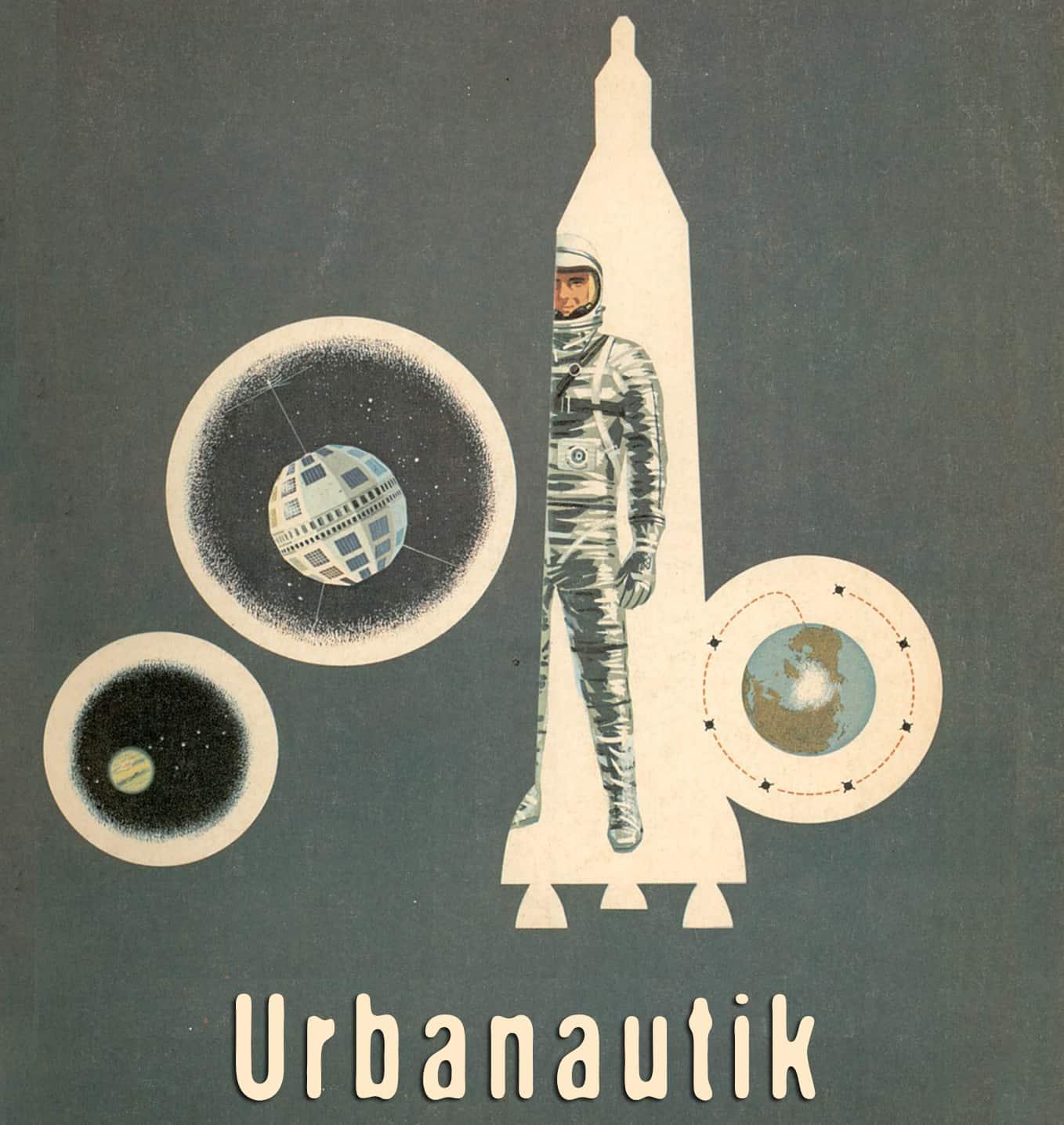 Kultur-Förderprogramm der Stadt Gießen namens Urbanautik - Titelbild