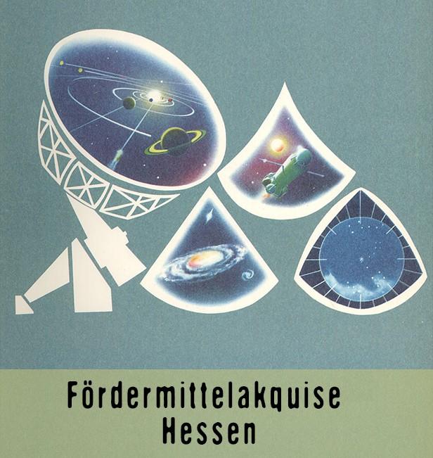 Fördermittelaquise Hessen Titelbild