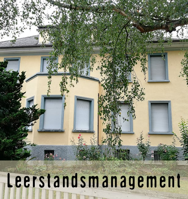 Leerstandsmanagment in Giessen - Titelbild